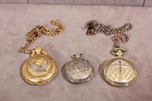 3 Pocket Watches (33)