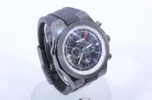 Breitling for Bentley Midnight Carbon Watch