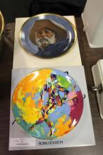 Don Marco Plate (1448/5000) & Royal Doulton Plate