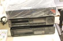 3 Sony Super Beta HiFI Stereocast (1 New / 2 Used)