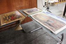 (3) Prints