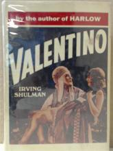 VALENTINO - IRVING SHULMAN - 1967 - 1ST EDITION - 1967 - ILLUSTRATED