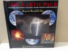THE EARTH PACK: THREE DIMENTIONAL NATIONAL GEOGRAPHIC SOCIETY