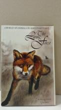 A WORLD OF ANIMALS by Rien Poortvliet - THE LIVING FOREST - HC/DJ - ILLUS.