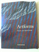 ART FORMS, AN INTRODUCTION TO THE VISUAL ARTS - 4TH ED. - ILLUS.
