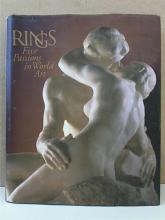 RINGS. FIVE PASSIONS IN WORLD ART - 1996 OLYMPIC EXHIBIT - HC/DJ - ILLUS.
