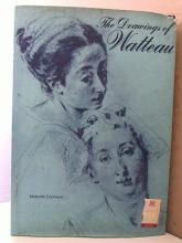 THE DRAWINGS OF MATTEAU - Malcolm Cormack - HC/DJ - ILLUS. - 132 PLATES