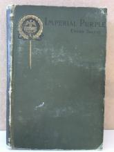 IMPERIAL PURPLE - Edgar Saltus - 1st ED  1892 - HC