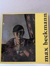 MAX BECKMANN - Peter Selz - MOMA - SOFTCOVER - ILLUSTRATED 160pp.