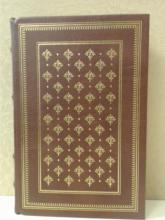 FRANKLIN LIBRARY - SWANN'S WAY by Marcel Proust - Limited Edition - 1982