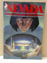 NEVADA, A HISTORY OF CHANGES - David Thompson - ILLUSTRATED - 1998