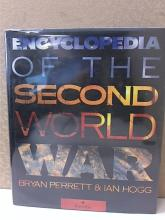 ENCYCLOPEDIA OF THE SECOND WORLD WAR - B.Perrett, I.Hogg - HC/DJ - ILLUS.447pp.