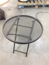 Outdoor Collapsible Side Table