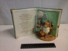 Musical Mother Book Figurine