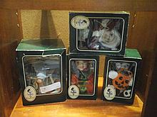 (4) Geppeddo Dolls