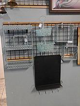 (5) Metal Wall Decor