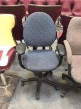 Blue Design Office Chair