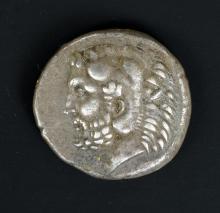 Ancient Greek Coin: Islands off Caria