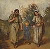 Defregger, Franz von  -  1835 Stronach b. Dölsach (Tirol) - 1921 München, Franz von Defregger, €2,400