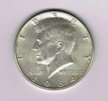 1964 1969 Kennedy Half Dollar