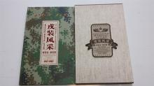 A BOOK OF CHINESE STAMPS COLLECTION