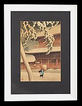 Kawase Hasui (Japanese, 1883-1957)
