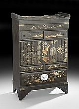 Japanese Table-Top Cabinet