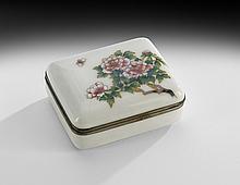 Japanese Cloisonne Box