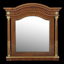 Italian Neoclassical-Style Arched Top Mirror
