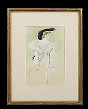 SEM (Georges Goursat, French, 1863-1934)