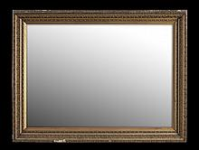 French Belle Epoque Giltwood Mirror