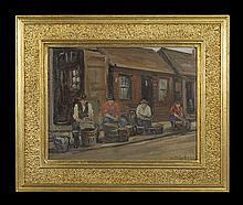Bela De Tirefort (American/Florida, 1894-1993)