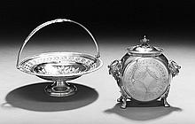 Two Pieces of Victorian Silverplate