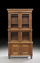 American Renaissance Revival Three-Tier Cabinet