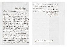 Gen. J. E. Johnston Civil War Autograph Letter