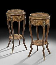 Pair of Napoleon III Occasional Tables