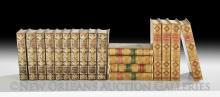Collection of Forty-One Old Bindings