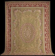 Empire Needlepoint Carpet