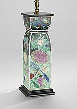 Chinese Square Vase