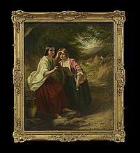 Attr. to Thomas Brooks (British, 1818-1891)