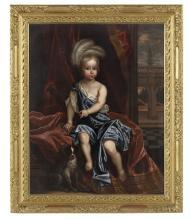 Attr. to John Vanderbank yr. (British, 1694-1739)