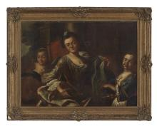 Attr. to Giuseppe Bonito (Italian, 1707-1789)