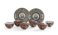 Collection of Dutch Market Japanese Imari