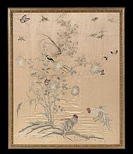 Chinese Antique Cantonese Embroidery