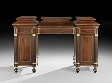 American Classical Rosewood Sideboard