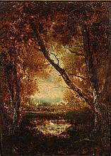 Manner of Camille Jean-Baptiste Corot (1796-1875)