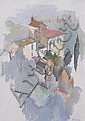 VICTOR ASKEW (b. 1909) BRITISH From the Villa, Victor Askew, Click for value