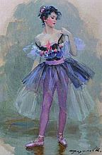 Konstantin Razumov (1974-   ) Russian. 'The Ballet
