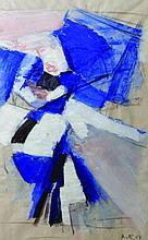 Adrian Heath (1920-1992) British. 'Abstract', with