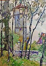 W... Ednie Rough (19th - 20th Century) British.